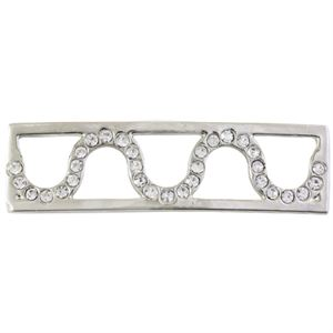 Picture of Build A Bracelet: Silver Wave Screen